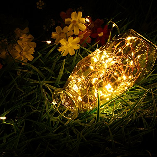 Fairy Moon Led String Lights Tiny Battery Pack : GDEALER 4 Pack Fairy Lights Fairy String Lights Battery - Import It All