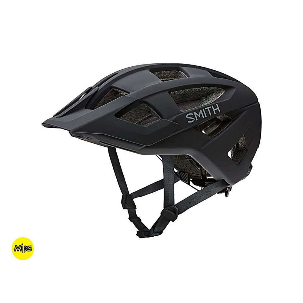 Smith Optics 2019 Venture MIPS Adult MTB Cycling Helmet - Matte Heat/Charcoal/Medium by Smith Optics