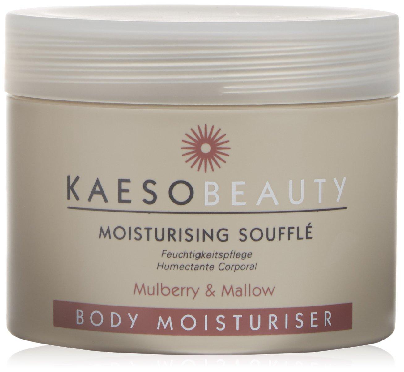 Kaeso Beauty Massage Moisturising Souffle Body Moisturiser Mulberry And Mallow (450ml)