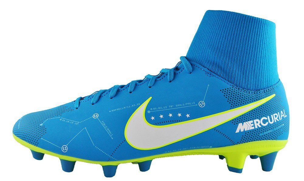 Nike JR Mercurial Victory IV AG DF Neymar/pro football boots, children's  shoe size: EUR 38: Amazon.co.uk: Sports & Outdoors