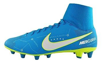 Nike Jr Mercurial Victory Vi Df Neymar Ag Pro Football Boots Childrens Shoe Size