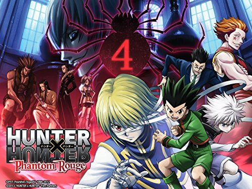 Hunter x Hunter : Phantom Rouge by