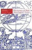 Dictionary of Basic Astrological Terms, Goswami Kriyananda, 0929522052