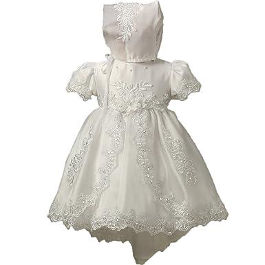 ShineGown - Ropa de Bautizo - para bebé niña: Amazon.es ...