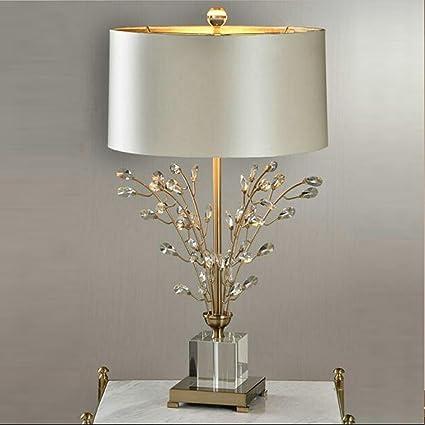Lámparas de Mesa de Cristal - Luxury K9 Lámparas de Mesa de ...