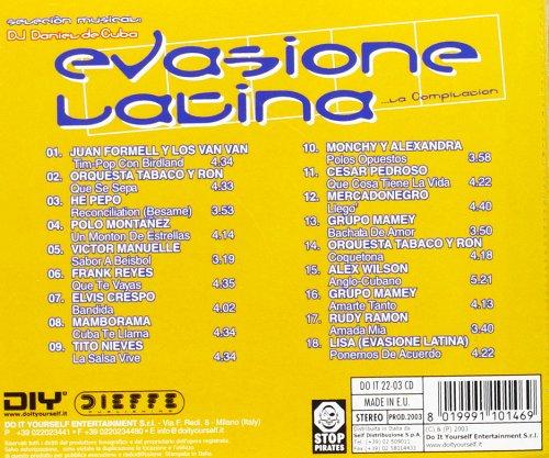 Evasione Latina: Various Artists: Amazon.es: Música