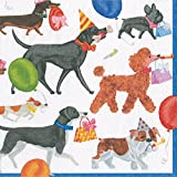 Entertaining with Caspari Winston and Friends Paper Luncheon Napkins, Pack of 20
