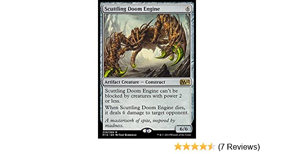 Magic: the Gathering - Scuttling Doom Engine (229/269) - Magic 2015