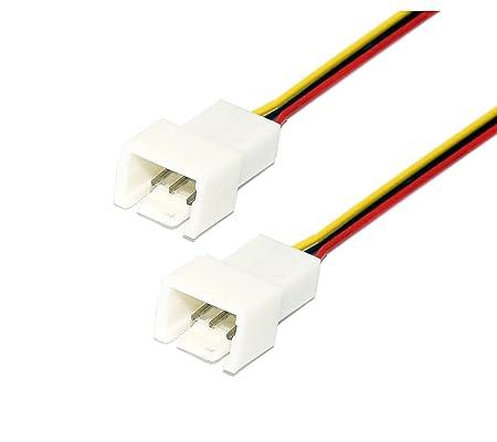 15 Pin Sj Molex to 2 SATA Dual Power Y Splitter Adaptor Cable Lead 2 Way 4 Pin