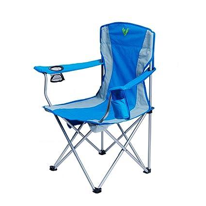 KaiGangHome Tumbonas Silla de Playa al Aire Libre Plegable reclinable Silla Ligera Silla de Dibujo de