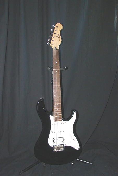 """Yamaha EG 112 C """"ESTILO Strat guitarra eléctrica de cuerpo sólido"""