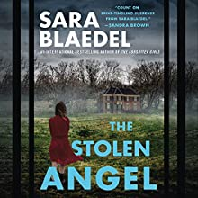 The Stolen Angel Audiobook by Sara Blaedel Narrated by Christine Lakin