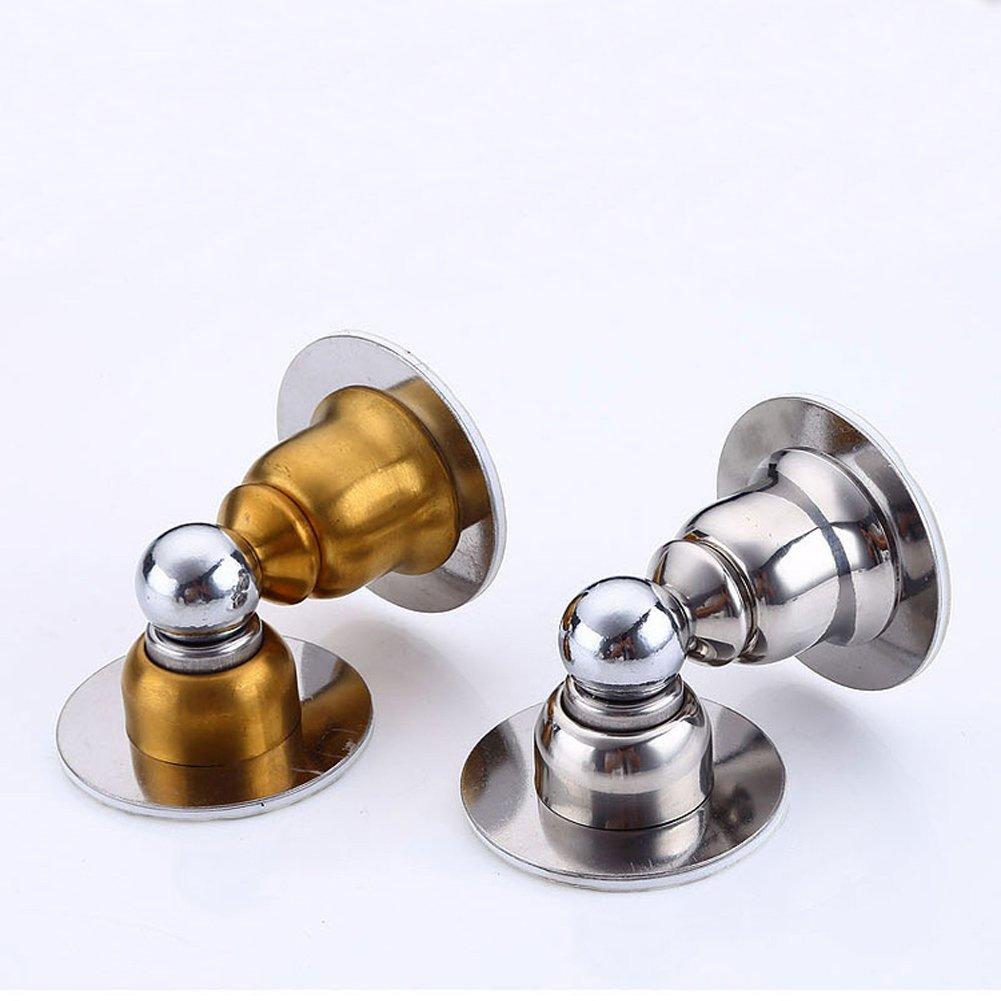 Cucumis Stainless Steel Magnetic Door Stop Holder Doorstop Bronze