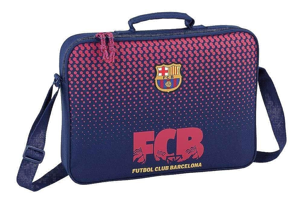 Safta Maletín F.C. Barcelona CorporativaOficial Para Ordenador 380x60x280mm FC Barcelona 611825385