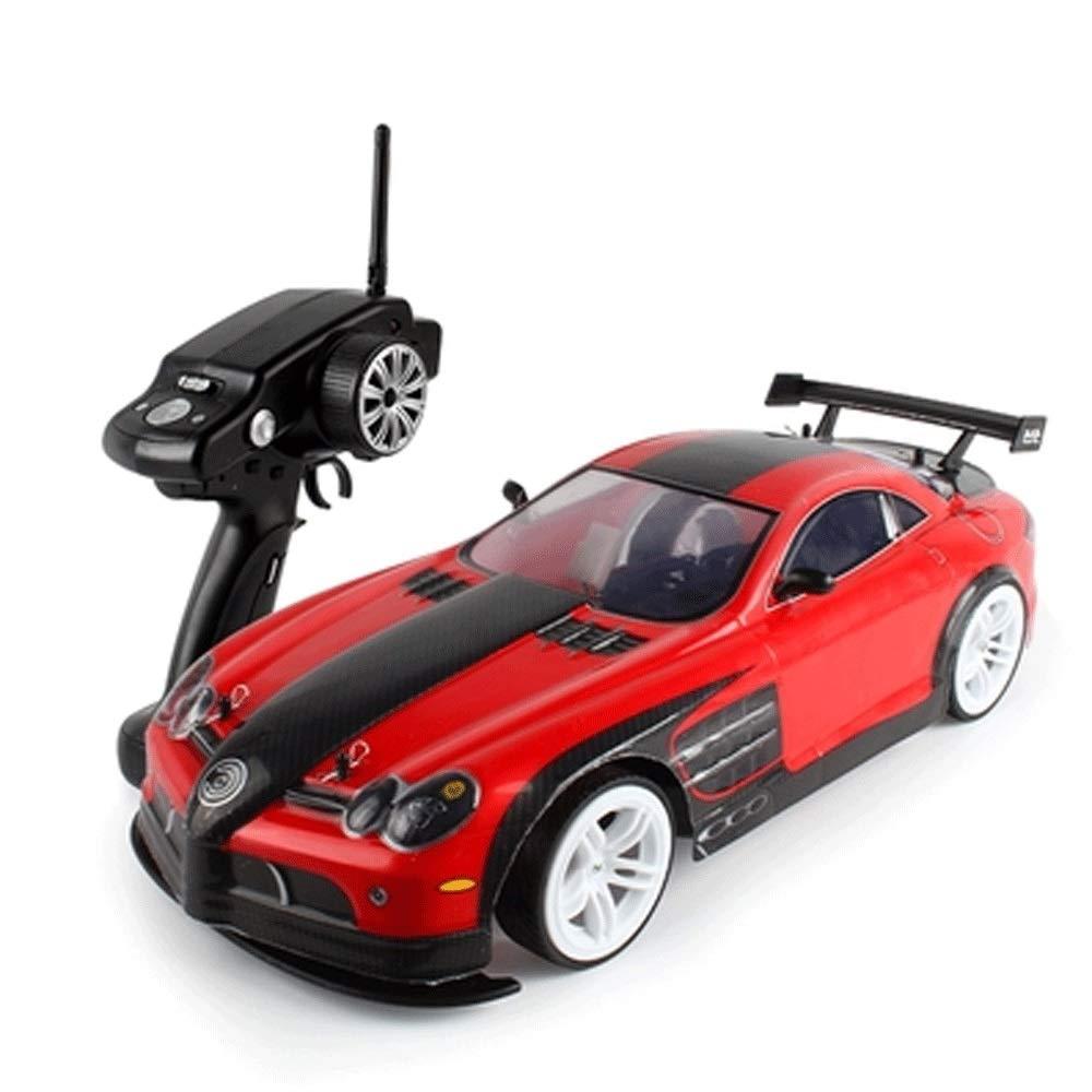 Mopoq RCドリフトリモートコントロールカー四輪駆動高速6-18歳の充電男の子大誕生日ギフトおもちゃの車
