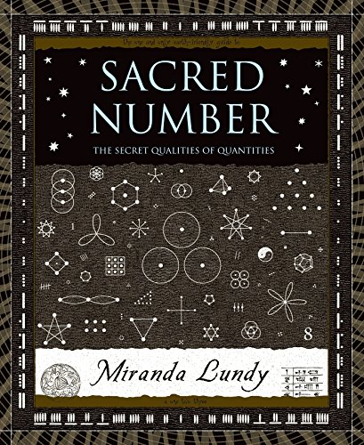 Sacred Number: The Secret Quality of Quantities (Wooden - Miranda Number