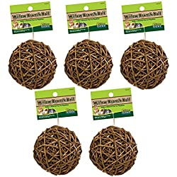 (5 Pack) Ware Manufacturing Willow Branch Ball 4-inch