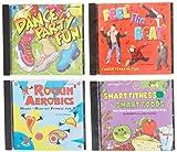 Childcraft Movement CDs (Set of 4)