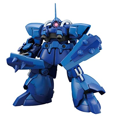 Bandai Hobby HGBF Dom R35 Gundam Build Fighters Model Kit (1/144 Scale): Toys & Games