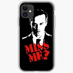 Watson UK Andrew Moriarty Series Sherlock Holmes Tv Scott John - Unique Design Snap Phone Case Cover for iPhone 11