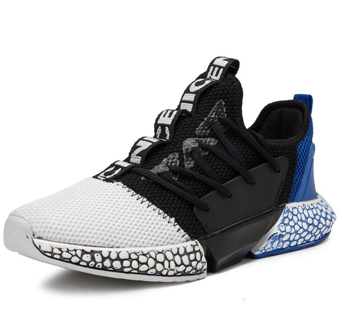 DANDANJIE Zapatillas para Hombres Cómodas Zapatillas Zapatillas Transpirables para jóvenes 2018 Primavera y otoño Nuevo (Color : Do, tamaño : 43 EU) 43 EU Do