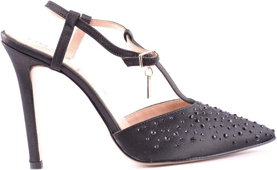 fácilmente Frustración liebre  Luxury Fashion   Liu Jo Mujer MCBI32606 Negro Zapatos Altos   Temporada  Outlet: LIU JO: Amazon.es: Zapatos y complementos