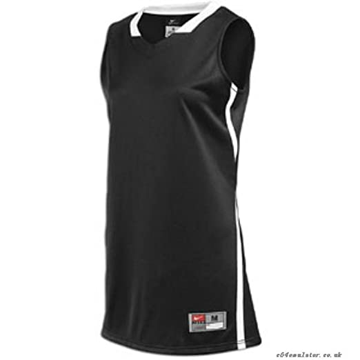 on sale 0a4a5 cbd11 Nike Dri Fit Hyper Elite Jersey- Women's Sleeveless T-Shirt ...