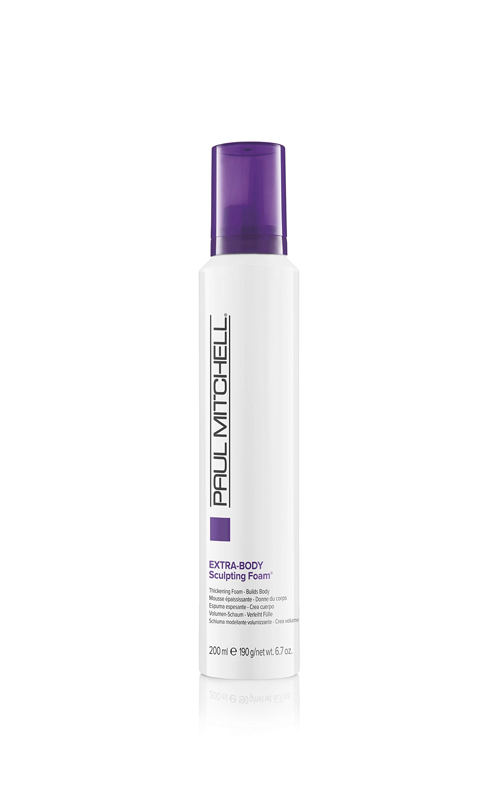 Paul Mitchell Extra-Body Sculpting Foam,6.7  oz