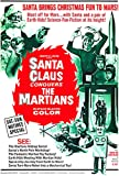 Santa Claus Conquers The Martians - 1964 - Movie Poster