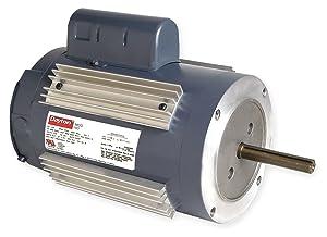 Poultry Fan Motor, PSC, TEAO, 1 HP, 850 RPM