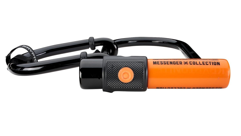 Plus Wheel Extender Heavy Duty Bicycle U Lock Bike Lock 001645 Kryptonite Messenger Mini