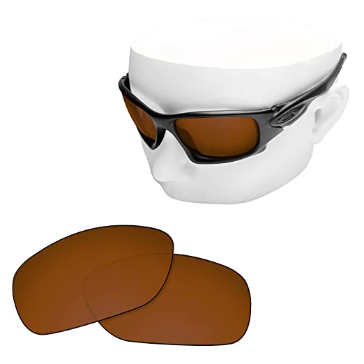 88c2275349d Image Unavailable. Image not available for. Color  OOWLIT Replacement Lenses  Compatible with Oakley Ten X ...