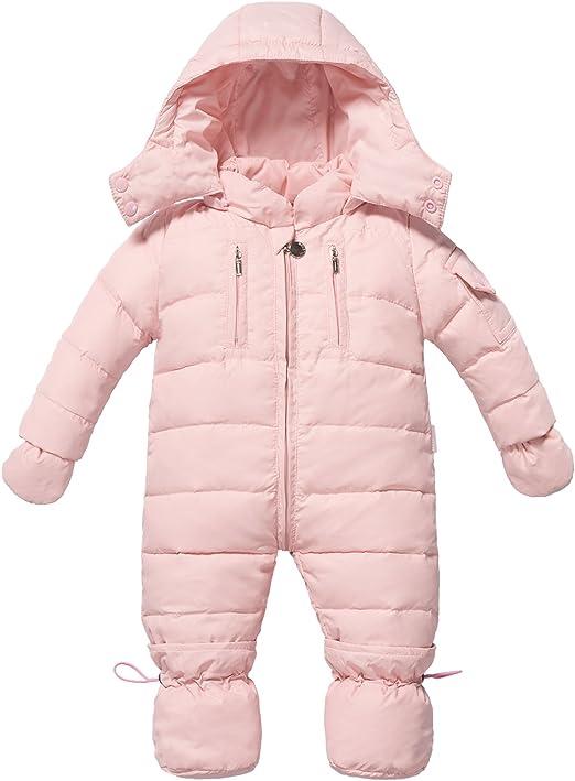 Amazon.com: ZOEREA - Enterito de chaqueta para la nieve para ...
