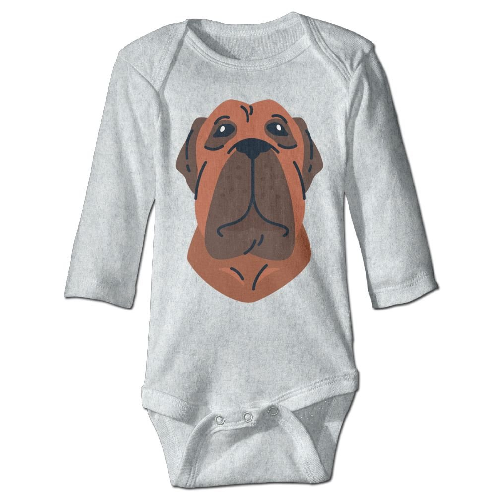 Midbeauty FILA Brasileiro Newborn Cotton Jumpsuit Romper Bodysuit Onesies Infant Boy Girl Clothes