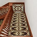 Stair Carpet Footpad Doormat Non-Slip Long Blanket Stair pad Carpet mat Rectangle Carpet Family