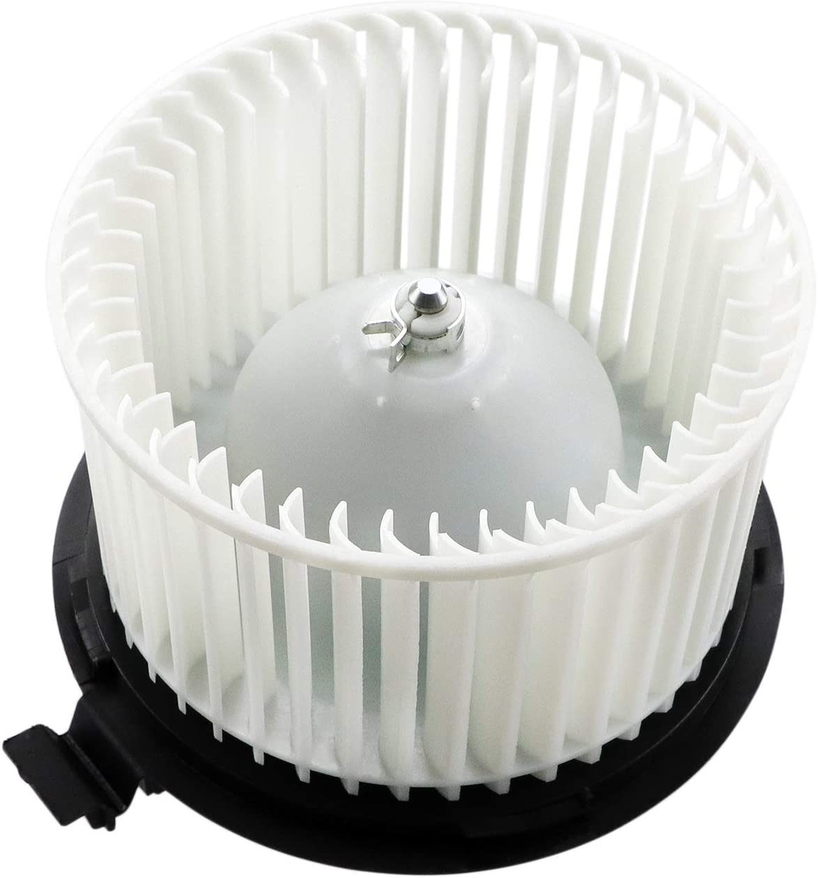 Youxmoto HVAC Heater Blower Motor Assembly with Wheel Fan Cage Air Conditioning AC Blower Motor Replaces 700287 75879 PM9376 fit for 2007 2008 2009 2010 2011 Nissan Versa