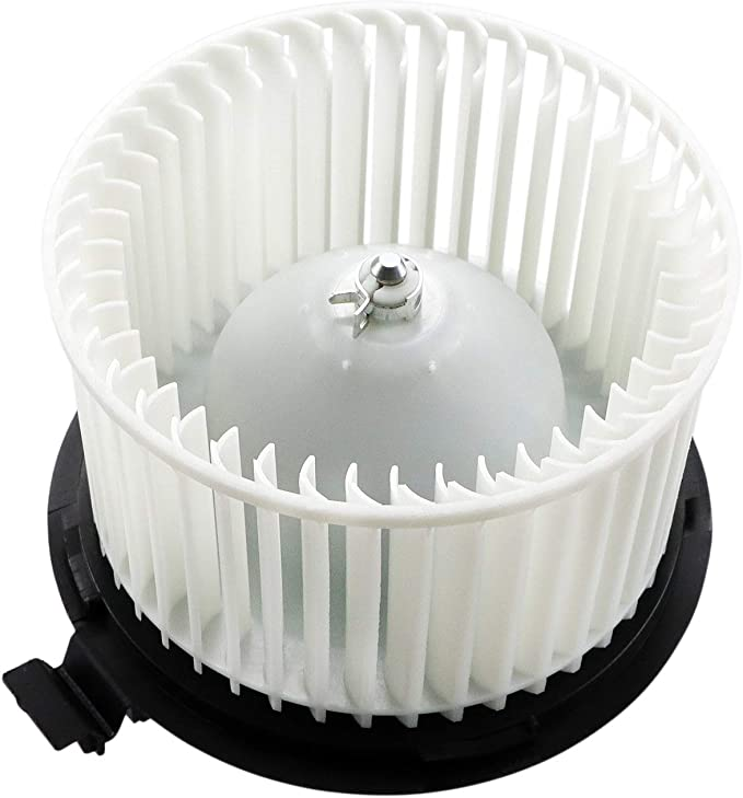 Youxmoto HVAC Heater Blower Motor with Wheel Fan Cage 27225-ET10A Air Conditioning And Heating fit for 2008-2015 Nissan Rogue 2007-2012 Nissan Sentra 2014-2015 Nissan Rogue Select