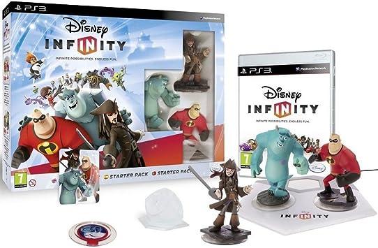 Namco Bandai Games - Disney Infinity: Pack de Inicio - PS3 ...