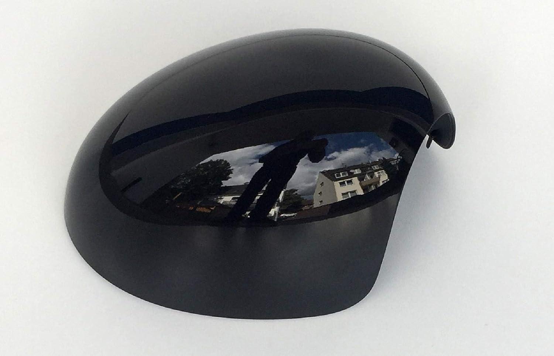 Pro!Carpentis Spiegelkappe rechts schwarz kompatibel mit R55//R56//57//58 //R59//R60//R61 NUR f/ür manuell einklappbare Spiegel
