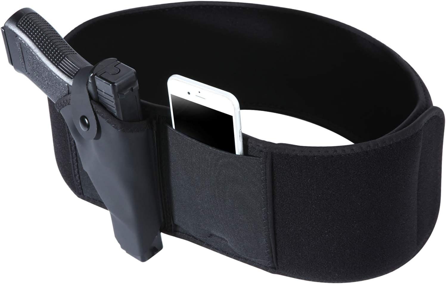 KaMoore Belly Band Holster