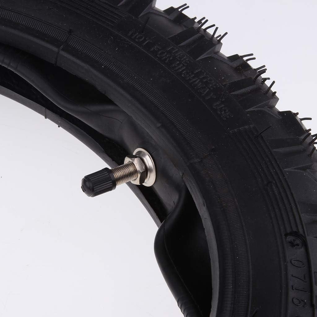 Kesoto 1 Stück Reifen Inneres Rohr Aufblasbarer Elektrischer Roller Reifen Reifenschlauchset Für Reifengröße 2 50 10 Auto