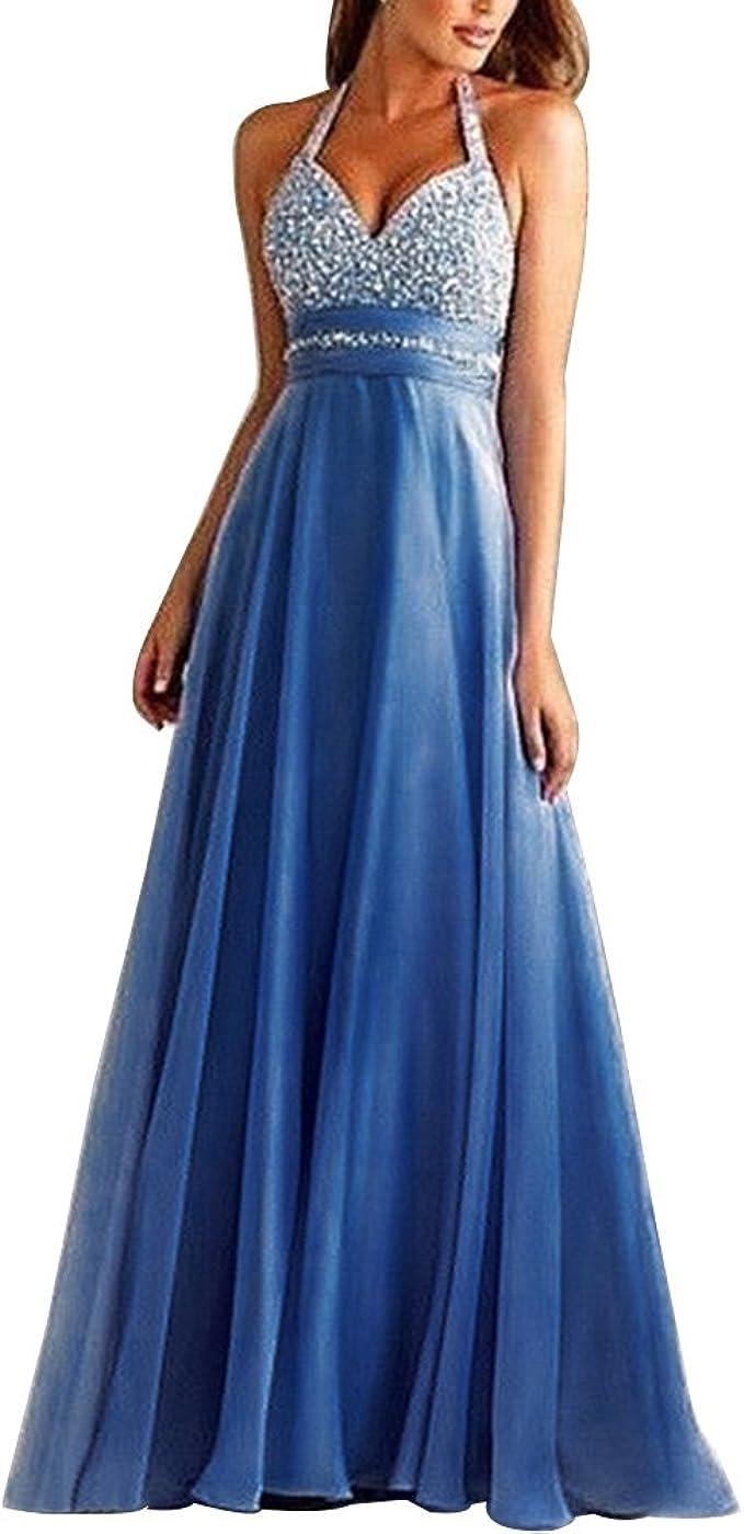Gladiolus Damen Abendkleider Festlich Kleider Lang Brautkleid