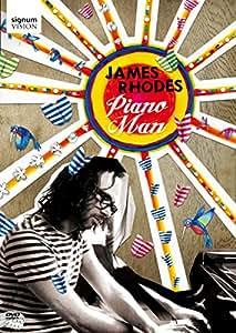Piano Man: James Rhodes [DVD] NTSC Region 0 [Alemania]