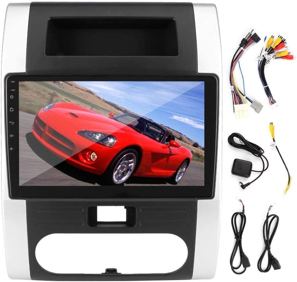 Navegación GPS, GPS Navigaor 2Din 9in Car MP5 Player para Android 9.1 Se Adapta a NIS-San X-Trail 2008-2013