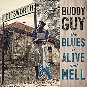 The Blues Is Alive and Well album