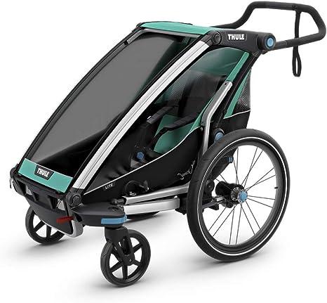 Thule TH10203001 Set de Bicicleta y Remolque, Unisex Adulto, Blue ...