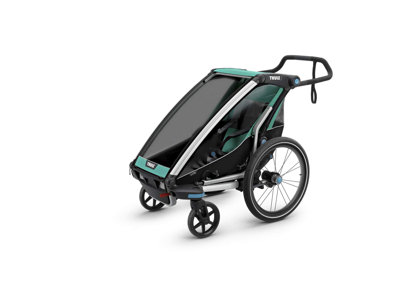 Thule Chariot Lite Sport Stroller Thule Bike Trailer