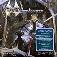 8 Deadly Sins By Manticora (2004-12-14)