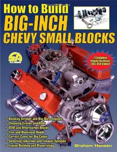 Chevy 454 Max Bore