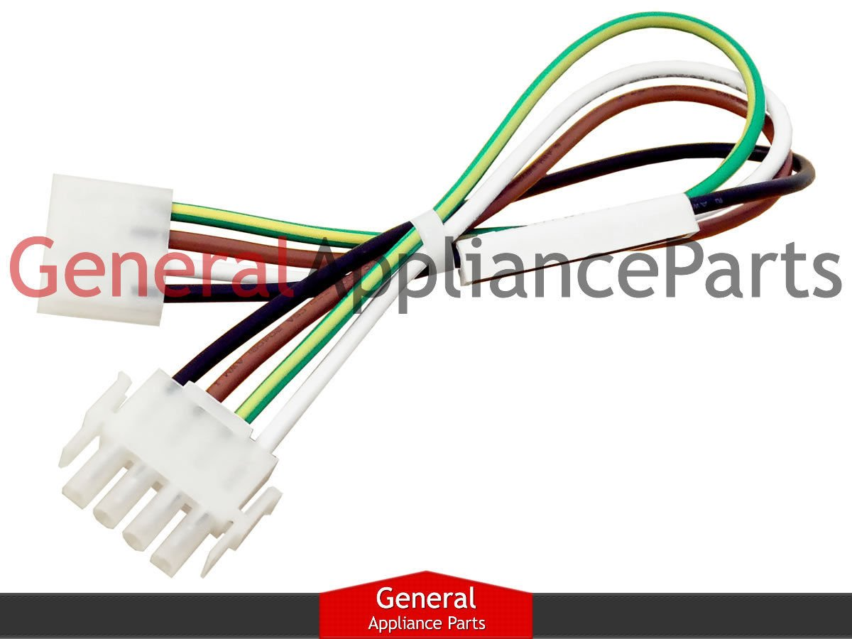 Amazon.com: Whirlpool Kenmore Icemaker Wiring Harness W10153408 D7813011  D7813004 D7813003 .#GH45843 3468-T34562FD602041: Home & Kitchen